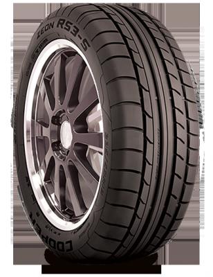 Zeon RS3-S Tires